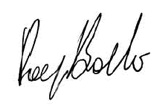 Paz-signature